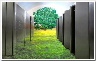 Green-data-center