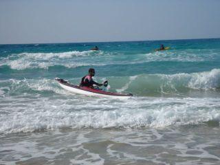 Surfpaddling